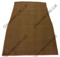 Jaguar S-Type 1964 to 1968 Boot Mat Only - Wessex Wool Range